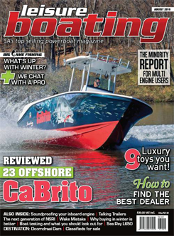 23 Offshore Cabrito Review download